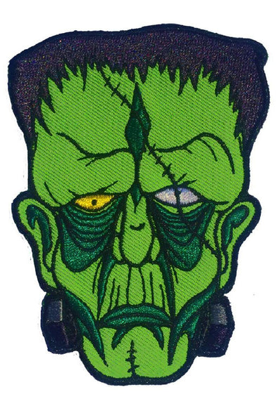 Kreepsville Graves Monster Frankenstein Patch - Vampirefreaks Store