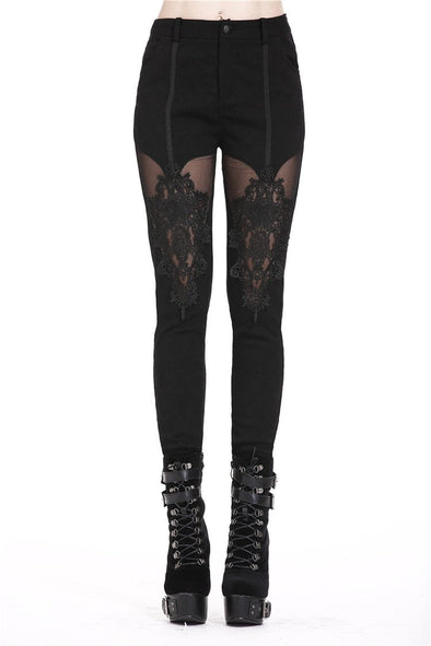 Dark In Love Embroidered Darkness Pants