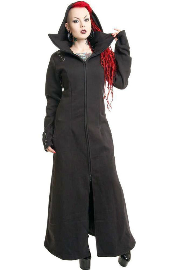 Poizen Industries Raven Coat