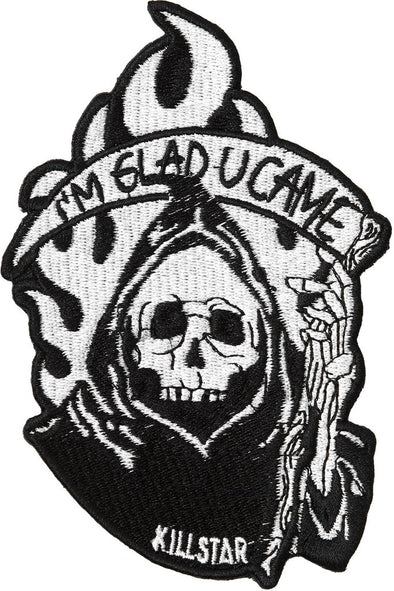 Killstar Reaper Patch - Vampirefreaks Store