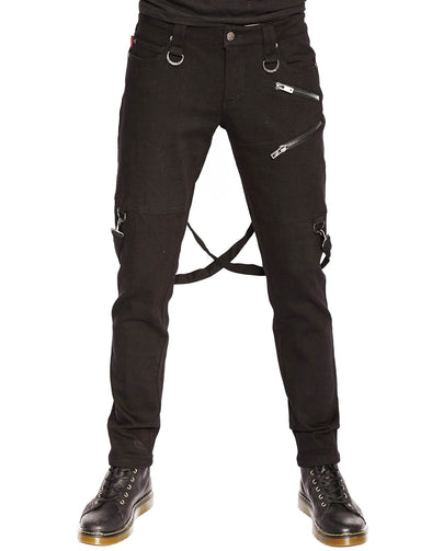 Tripp Double Zip Strap Pants