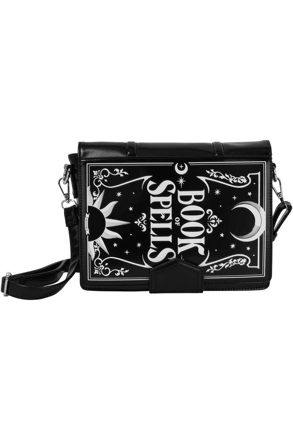 gothic spells witch pagan purse