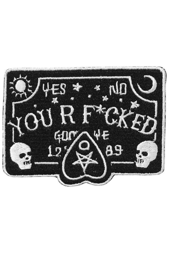 Killstar Spirit Contact Patch - Vampirefreaks Store