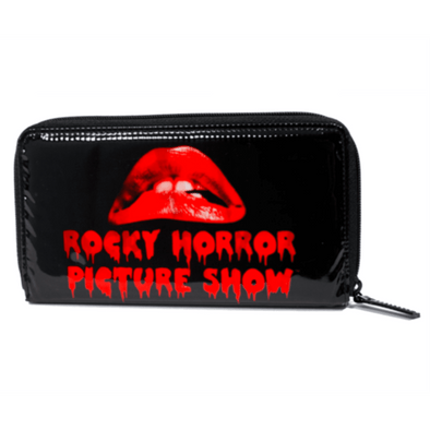 Rock Rebel Rocky Horror Cast Zip Wallet