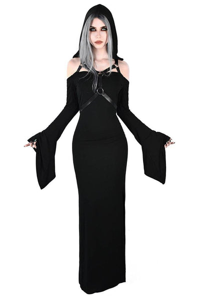 Killstar Tabitha Tomb Maxi Dress
