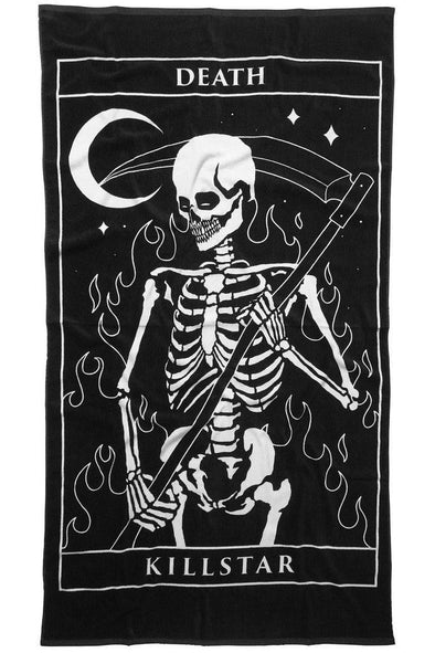 Killstar Thirteen Beach Towel