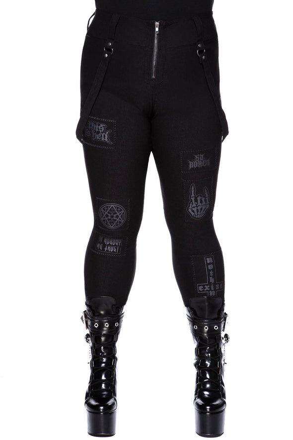 Toxic City Ladies Trousers