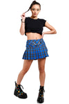 punk rock skirt