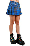 punk plaid skirt