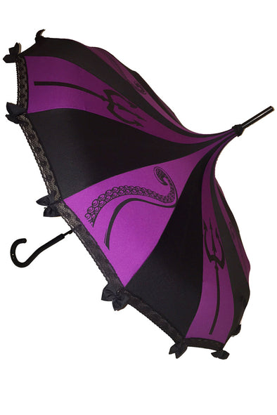 Hilarys Vanity Sea Queen Umbrella - Vampirefreaks Store