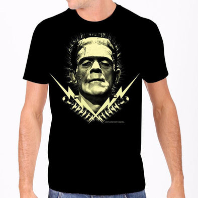 "Rock Rebel ""Frankenstein Bolts"" Men's Tee"