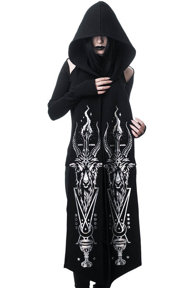 Killstar Walk Among Us Hooded Scarf