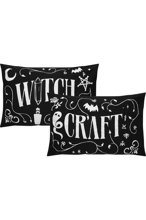 Witchcraft Pillowcases