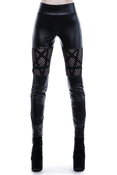Killstar Witchnet Leggings - Vampirefreaks Store