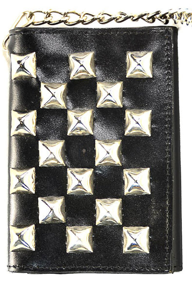Punk's Not Dead Chain Wallet
