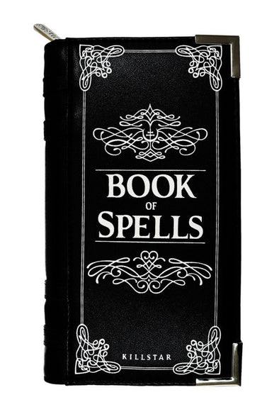 KillStar Book of Spells Wallet