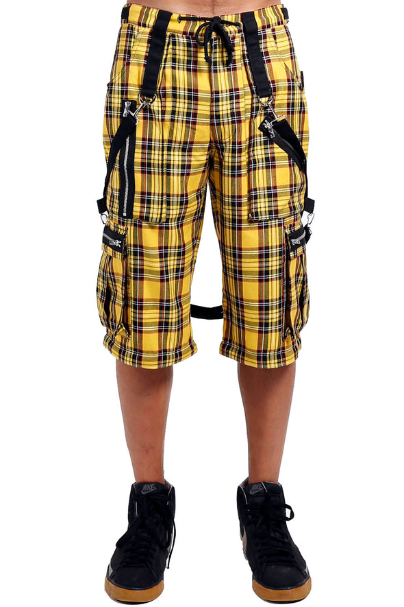Tripp Clash Pants [Yellow Plaid]