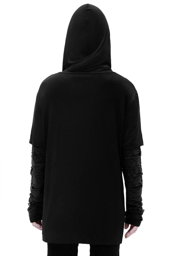 Zombified Hooded Top