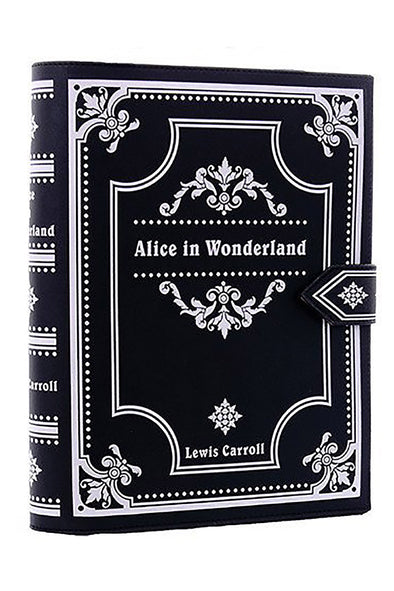 Alice in Wonderland Book Handbag