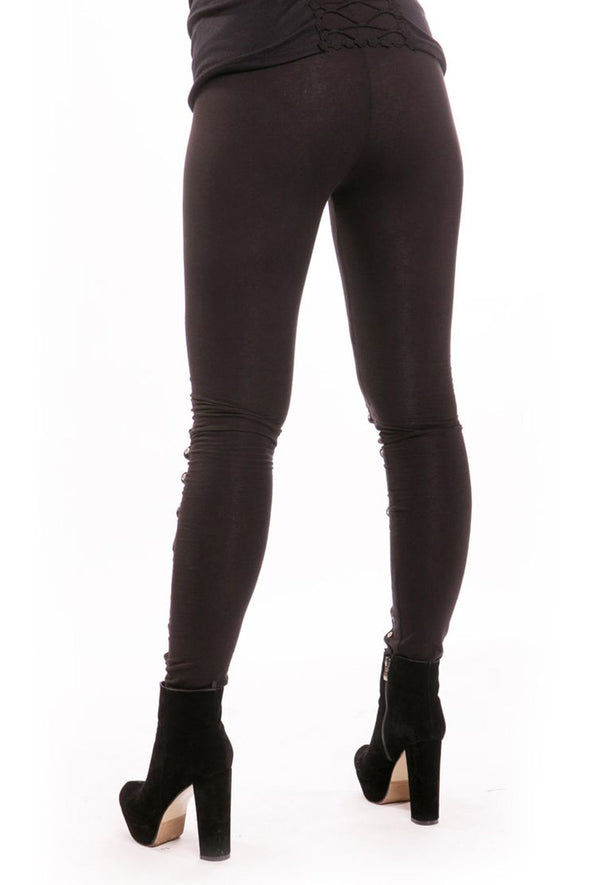 Heartless Arch Leggings - Vampirefreaks Store