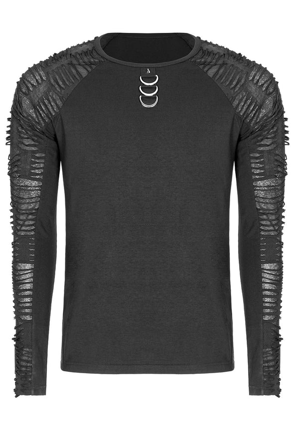 Bondage Slasher Long Sleeve Shirt
