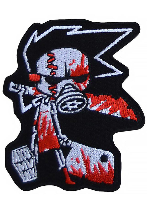 Butcher III Patch