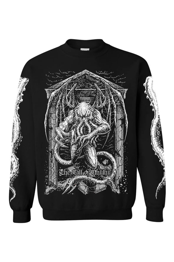 The Call of Cthulhu Sweatshirt