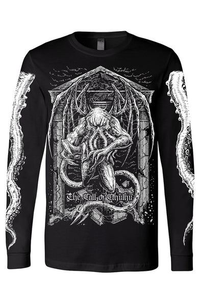 The Call of Cthulhu Tee [Multiple Styles Available]