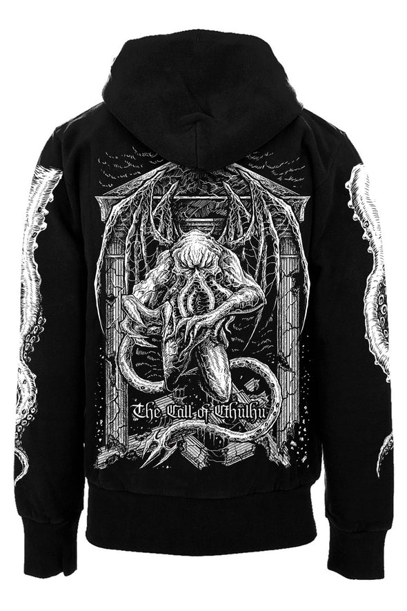 The Call of Cthulhu Hoodie [Zipper or Pullover]