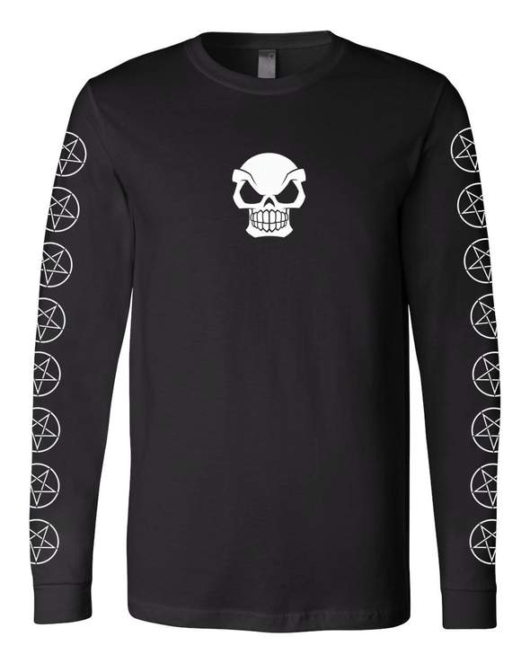 Chomping Skull Tee [Multiple Styles Available]