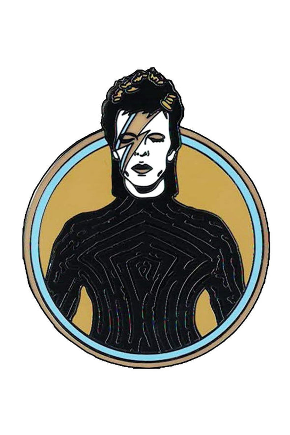 David Bowie Pin - Vampirefreaks Store