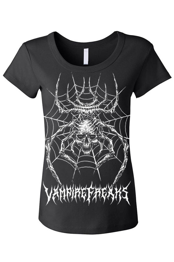 Death Widow Tee (Multiple Styles Available)
