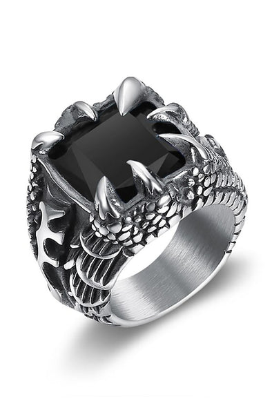 Medieval Dragon Claw Ring - Vampirefreaks Store