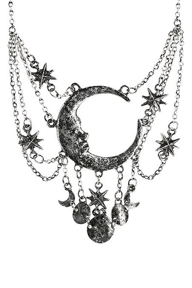 Restyle Sleepless Nights Necklace - Vampirefreaks Store