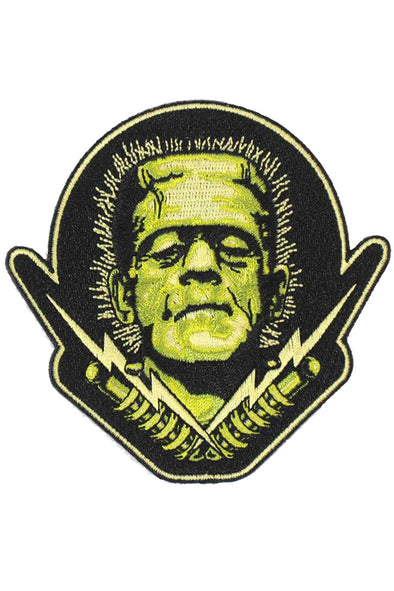 Frankenstein Bolts Patch