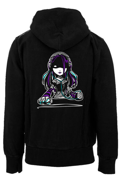 Gamer Girl Hoodie [Zipper or Pullover]