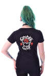 Cupcake Cult Give A Fox T-shirt - Vampirefreaks Store