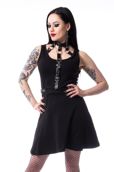 Vixxsin Hilda Dress - Vampirefreaks Store
