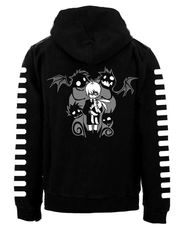 Possessed Hoodie [Zipper or Pullover]