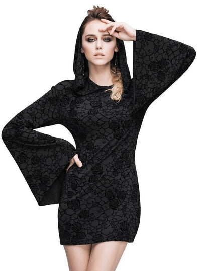 Devil Fashion Gothic Curse Dress