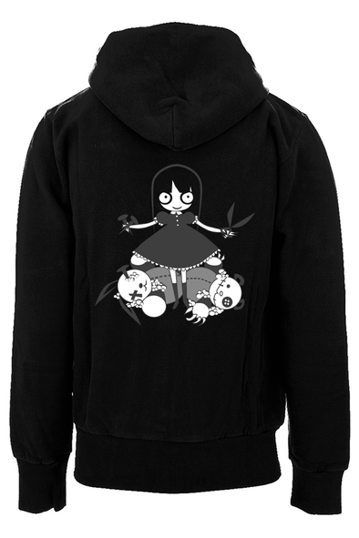 Playtime Polly Hoodie (Zipper or Pullover)