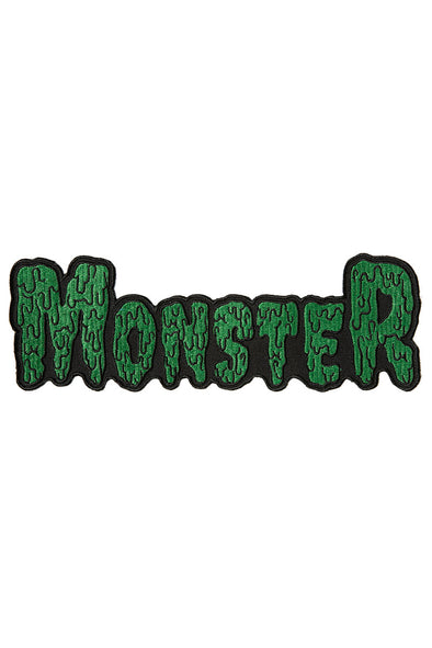Sourpuss Kustom Kreeps Drippy Monster Patch