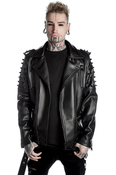 Killstar As Above Biker Jacket