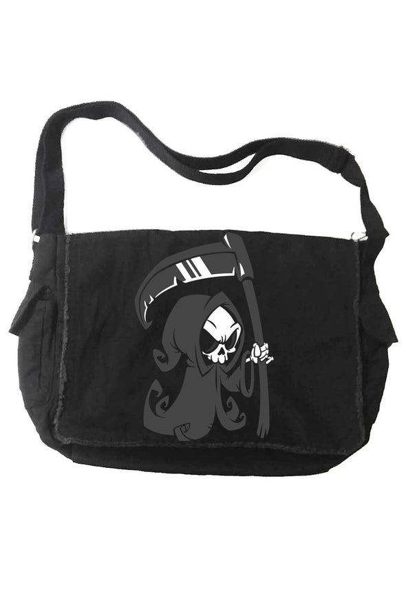 VampireFreaks Grim Creeper Messenger Bag - Vampirefreaks Store