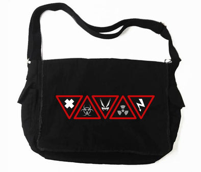 VampireFreaks Symbols Messenger Bag