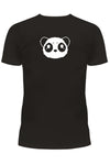 Miss Panda Ladies T-shirt - Vampirefreaks Store