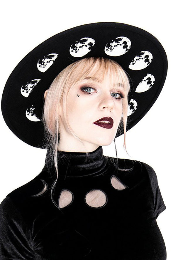 Moon Phases Hat