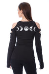Moon Child Long Sleeve Top
