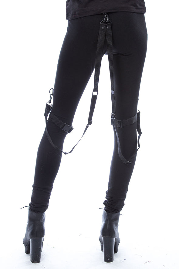 Chemical Black Nyx Leggings - Vampirefreaks Store