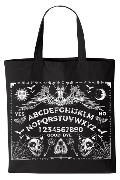 Purranormal Spirit Board Tote Bag